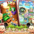 《Disney Tsum Tsum Land》以迪士尼主題樂園背景打造休閒療癒手遊!