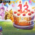 IGG 13 Anniversary